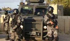 الجيش الأردني أحبط محاولة تهريب كمية كبيرة من المخدرات عبر حدوده الشمالية