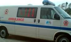 الدفاع المدني: قتيل من التابعية السورية قضى اثر حادث صدم في الحازمية