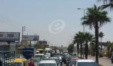 ضبط 3 شاحنات محملة بالخضار المهربة وتوقيف السائقين على جسر الأولي