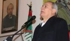 حميد: واهم ومخطىء من يعتبر أن أقصى طموحنا ورهاننا مقعد نيابي او موقع سياسي