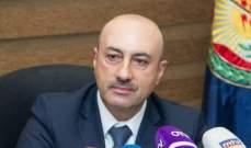 اللواء صليبا: لا تزال المجموعات الإرهابية في لبنان حاضرة بيننا وناشطة