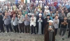 مفتي الهرمل: الارهاب التكفيري يجب أن يستأصل من جذوره