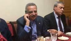 أرسلان اتصل بعباس:آن الأوان لإعادة الإعتبار للقضية الفلسطينية ولمركزيتها