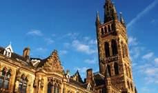 الشرطة الاسكتلندية تعلن أنها فجرت عبوة ناسفة عُثر عليها بجامعة غلاسكو