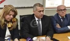طرابلسي تعهّد بالحفاظ على المركز التربوي للبحوث والتصدي لكل محاولة لتهميشه