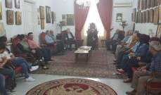المطران درويش: نقل السفارة الأميركية إلى القدس قد يوتر الوضع بالمنطقة