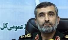 مسؤول عسكري ايراني: لا تفاوض حول قدراتنا الصاروخية واختباراتنا لن تتوقف