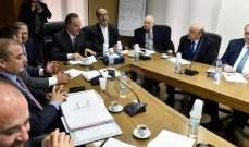 اللجنة الفرعية المنبثقة عن لجنة الإدارة تابعت تعديل قانون أصول المحاكمات المدنية
