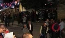 إصابة 4 أشخاص بانفجار قارورة غاز داخل منزل في قرصيتا- الضنية