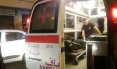 النشرة: وفاة شاب بحادث سير على طريق عام الدويرانصار