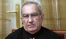 الأب مونس: نرفض مد اليد على رواتب الفقراء والقيامة والعدل والمسيحيون سينتصرون
