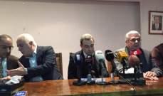 أبو فاعور: وزارة الصناعة لم تحظ بالدعم الكافي في ظل الحكومات المتعاقبة