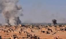 سانا: أكثر من 60 شخصا بين قتيل وجريح بقصف التحالف الدولي لدير الزور
