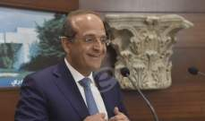 خوري:الالتزام بقرارات وزارة الاقتصاد بتركيب العدادات سار على قدم وساق