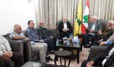 النشرة: بدء الاجتماع الموسع بين فتح وانصار الله في المجلس السياسي لحزب لله