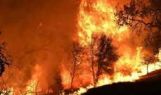 إرتفاع عدد ضحايا حرائق كاليفورنيا إلى 66 وأكثر من 600 شخص بعداد المفقودين