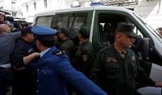 حبس شقيق بوتفليقة ورئيسي المخابرات السابقين