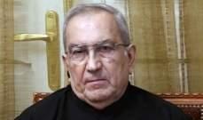 الأب مونس: عدم احتراق الصليب والمذبح والعذراء في كاتدرائية نوتردام دعوة للقيامة من جديد