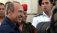 القضاء المصري يصدر حكما ببراءة وزير الداخلية بعهد مبارك بقضية سرقة أموال الوزارة