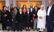 الهيئة العامة للمجلس الوطني للخدمة الاجتماعية انتخبت هيئة ادارية جديدة