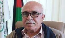 صالح رأفت: الحكومة الفلسطينية الجديدة تؤدي اليمين الدستورية السبت
