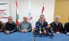 محافظ بعلبك أطلق حملة إزالة المخالفات: الحواجز الأمنية ضرورية