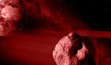 كويكب ضخم يضرب كوكب الأرض في 9 أيلول