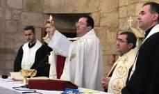 طربيه في قداس في مار اسطفان: نستعد لاستقبال ذخائر القديس مارون في استراليا