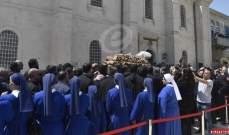 MTV: ممثلون عن كل من فرنسا وقطر والاردن والسعودية سيحضرون جنازة البطريرك صفير