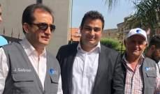 جبران أعلن الإنطلاق بحملة تصحيح المخالفات على عيارات المياه في الضاحية