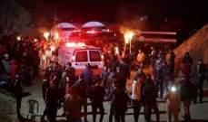 إصابة عدد من الفلسطينيين برصاص الجيش الإسرائيلي شرقي غزة