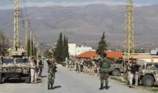 النشرة: الجيش صادر ادوية سورية مهربة خلال مداهمة بعرسال