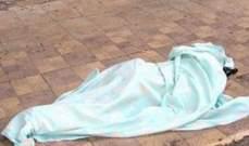 الدفاع المدني نقل جثة شابة سورية من برج حمود الى مستشفى بعبدا