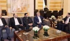 الرشق بعد لقاء الحريري: معنيون بإنجاح دور لجنة الحوار الفلسطيني- اللبناني