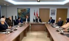 شقير: لضرورة العمل على تنميته العلاقات الاقتصادية بين لبنان ومصر