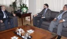 وزير الثقافة الفلسطيني زار خوري:نثمن دور لبنان لكل ما قدمه للقضية الفلسطينية