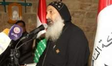 الاورشليمي: العدو لا يعترف بحقوق الفلسطينيين والمسلمين والمسيحيين
