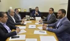 اللقاء الديمقراطي: نحرص على متابعة ملف النقل المشترك لرفع المعاناة عن اللبنانيين