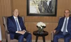 ميقاتي استقبل سفير تركيا وعرض معه التطورات