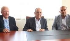 نقولا نحاس: علينا أن نسعى إلى تحرير مرفأ طرابلس من القيود الإدارية