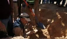 فريق أممي يعثر على 12 مقبرة جماعية في العراق