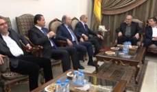 رعد اكد تسهيل حزب الله ما يسرع التأليف: ننتظر خطوات الحريري الايجابية