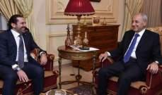 بري: الحريري فاتحني صادقاً قبل أشهر برغبته في التحالف معي فرحبت