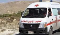 3 جرحى في حادث سير على طريق صيدنايا الكويخات في عكار