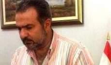 قيصر عبيد وضع سفير سلطنة عمان باجواء مبادرة القومي لعودة النازحين السوريين لسوريا