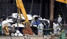العثور على أربع جثث مع إنتشال حطام سفينة غرقت في المجر في أيار الماضي