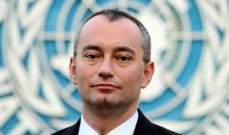 مسؤول أممي: أزمة غزة قد تمهد الطريق للمتطرفين لاستلام الحكم