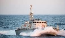 حرس السواحل البحرية الليبي ينقذ 162 مهاجرا غير شرعي شرق طرابلس
