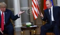 قمة هلسنكي تقاطعت مع تسع زيارات لنتنياهو الى روسيا لبحث الازمة السورية