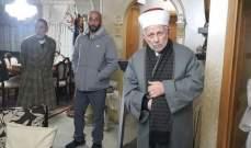 الجيش الاسرائيلي يعتقل رئيس مجلس الأوقاف بالقدس ونائبه